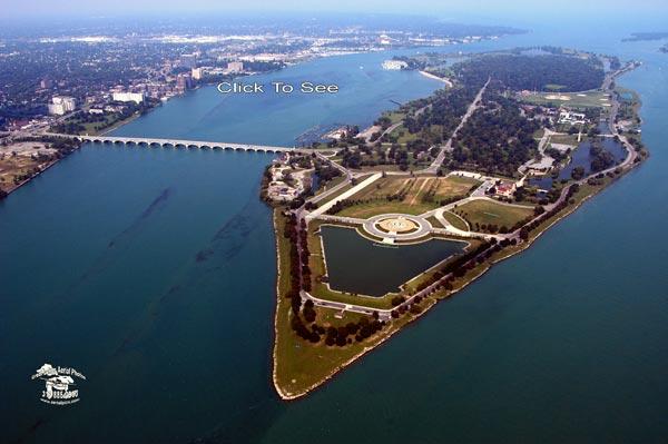 Belle Island Park Detroit